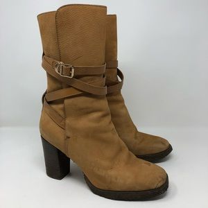 Tory Burch Boots Flawed